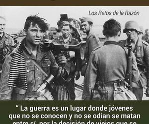 armas, muertes, and guerra image