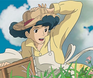 ghibli, the wind rises, and anime image