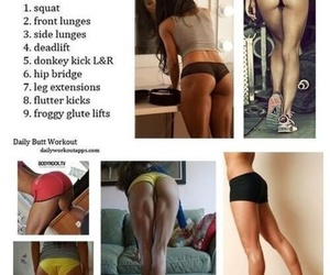 goals, exercice, and fitness image