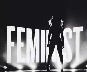beyoncé, feminist, and Queen image