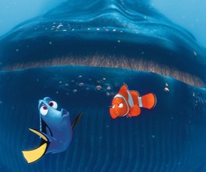 finding nemo, nemo, and dory image