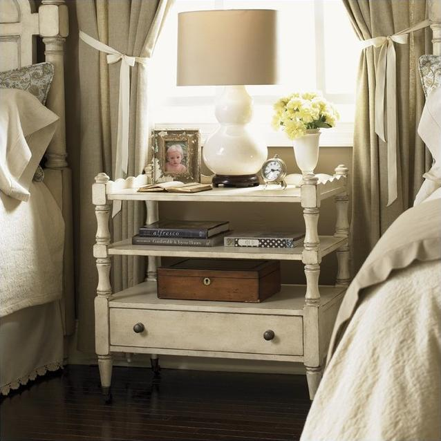 Traditional Nightstands And Bedside Tables Bedroom Antique