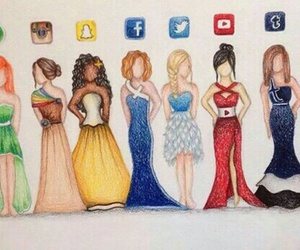 facebook, instagram, and youtube image