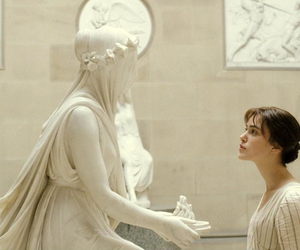 pride and prejudice, art, and keira knightley image
