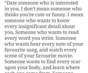 dating, inspirational, and life image