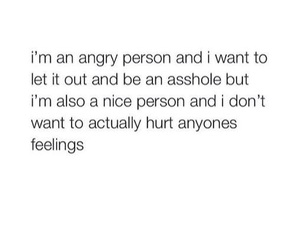 anger, quote, and let it out image
