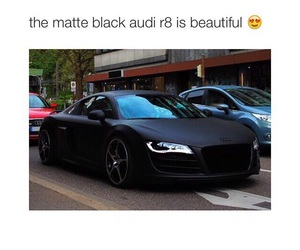 audi r8, black, and car image