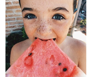 water and watermelon image