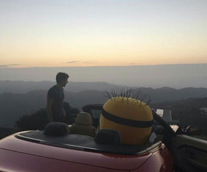 los angeles, minion, and spain image