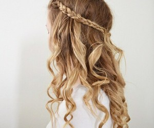 accessories, beautiful, and braid image