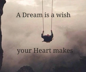 Dream, grunge, and heart image
