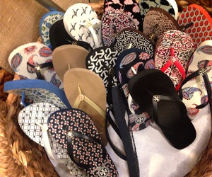 slipper and tory burch image