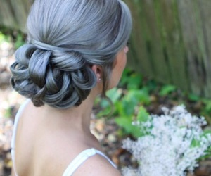 hairstyle, braid, and fashion image