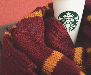 beverage, cozy, and harry potter image