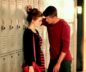 teen wolf, aiden, and lydia image