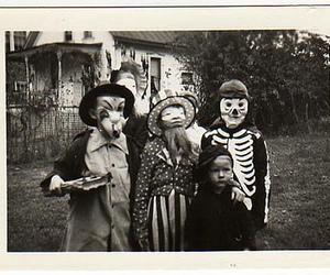 Halloween and creepy image