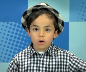 adorable, cutie, and kids react image