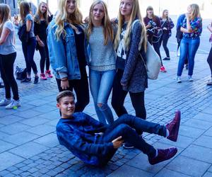 benjamin lasnier and with a fans image