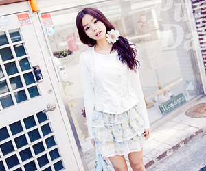 korean, asian, and fashion image