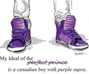 purple, supra, and justin bieber image