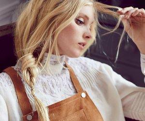 blonde, elsa hosk, and girl image