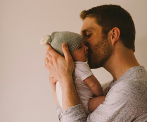 baby, goals, and dad image