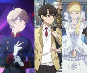 anime and aldnoah zero image