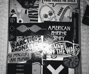 arctic monkeys, grunge, and vans image