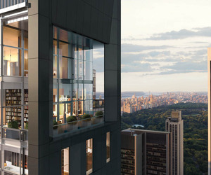 luxury, house, and new york image