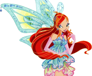 bloom, enchantix, and Fairies image
