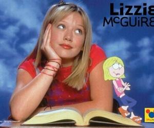 disney, lizzie mcguire, and childhood memories image