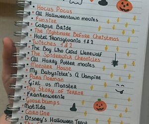 family, Halloween, and list image