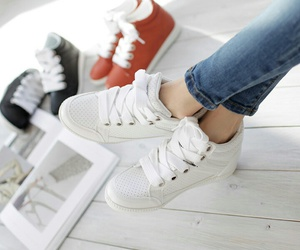 kfashion, made in korea, and korean shoes image