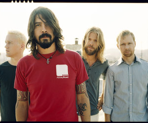 foo fighters, rock, and dave grohl image