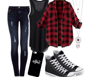 fall, fasion, and outfits image