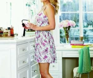 dress, style, and lauren conrad image
