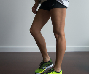 fashion, fit, and legs image