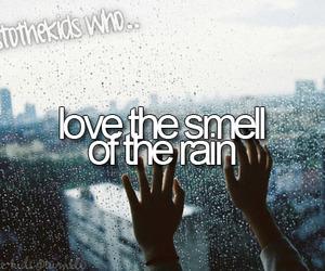 rain and love image