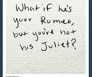 funny, romeo and juliet, and romeo image