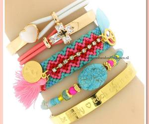 bangles, quote, and sieraden image
