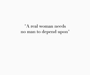 independent, man, and quote image