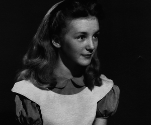 alice, alice in wonderland, and kathryn beaumont image