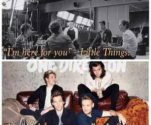 one direction, infinity, and little things image