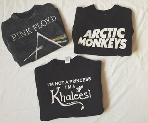 Pink Floyd, arctic monkeys, and clothes image