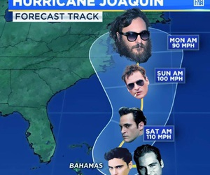 hurricane, joaquin phoenix, and hurricane joaquin image