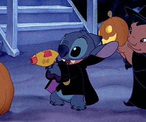 Halloween and stitch image