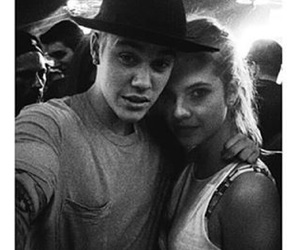 couple, fan, and justin bieber image