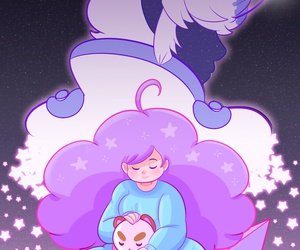 bee & puppycat and space outlaw image
