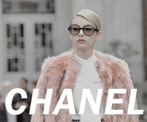 chanel, scream queens, and emma roberts image