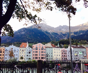 austria, nature, and innsbruck image